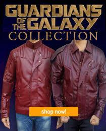 Guardians Of The Galaxy Vol 2 Jacket