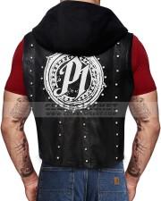 AJ Styles P1 Leather Vest