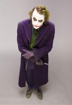 halloween the joker costume dark knight