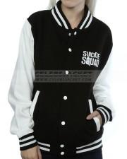Suicide Squad Women Varsity Jacket