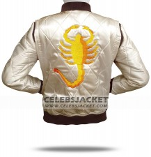 Movie Drive Jacket Scorpion Embroidery