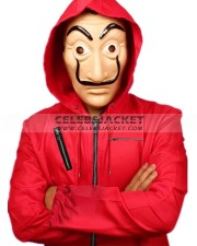 Money Heist Red Jacket