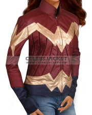 Wonder Woman Costume Jacket