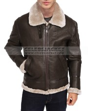 B3 Bomber Shearling Jacket