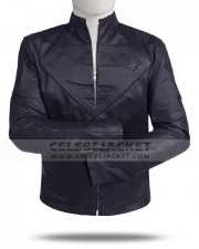 Leather Black Smallville Jacket for Sale