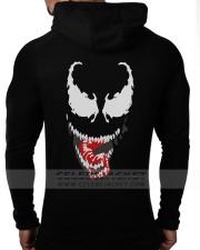 Venom Face Logo Tom Hardy Hoodie