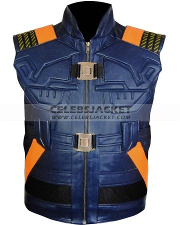 erik killmonger vest from Black Panther Movie