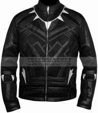 avengers infinity black panther jacket
