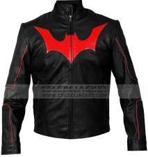 Batman Beyond Jacket With Red Strips