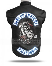 Jax Teller Vest from Sons of Anarchy