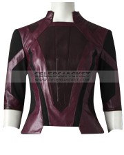 Guardians Of The Galaxy Gamora Cosplay Jacket