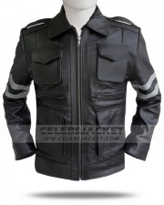 Leather Resident Evil 6 Jacket