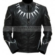 Black Panther Captain America Civil War Jacket