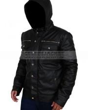 Goldberg Returns Jacket With Hooded