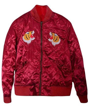iron fist colleen wing bomber jacket