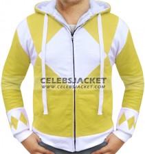 Power Rangers Hoodie Yellow