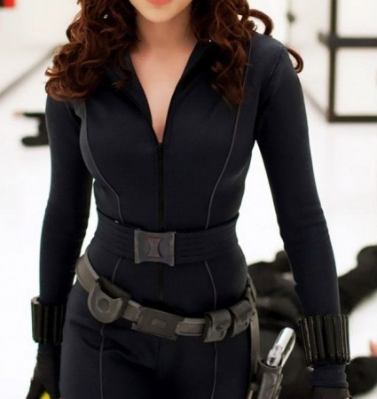 Avengers Age Of Ultron Jacket Black Widow