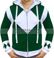 Power Rangers Hoodie Green