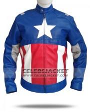 Leather Avengers 2012 Jacket
