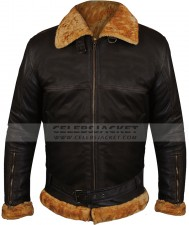 B3 Bomber Jacket Leather