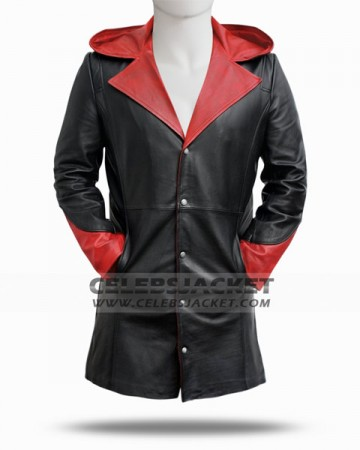 Leather Devil May Cry 5 Coat