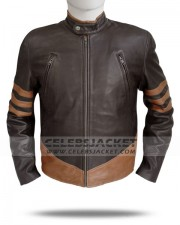 X-Men Origins Leather Jacket for Sale