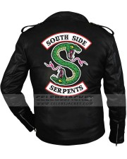 leather southside serpents jacket