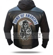 Sons of Anarchy Highway Leather Jacket