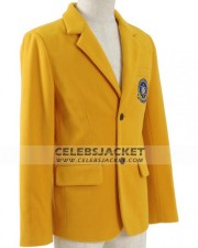 Spiderman Homecoming Coat Yellow