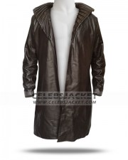 Leather Star Trek Into Darkness Coat