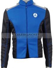 The Orville Seth Macfarlane Jacket Blue