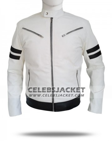 king of fighters leather jacket