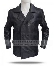 Coat Doctor (Dr) Who Jacket Leather