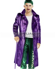 Suicide Squad Joker Coat Jared Leto