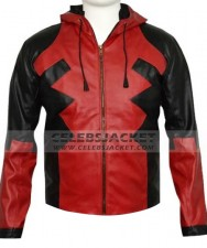 Deadpool Jacket Ryan Reynolds Hoodie