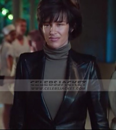 Nurse 3D Leather Jacket