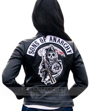 Sons of Anarchy Jacket For Female