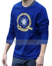 Midtown Spider Man Homecoming Blue Sweatshirt