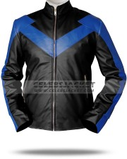 John Blake Nightwing Jacket