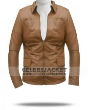 Leather The Hunger Games Jacket