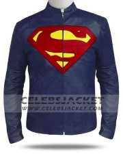 Buy Leather Man Of Steel Jacket