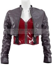 Injustice 2 Harley Quinn Jacket with Vest