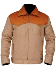 Yellowstone john Dutton Cotton Mens Jacket