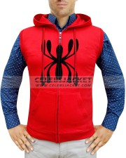 Spider Man Homecoming Vest Red