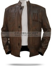 Harrison Ford Jacket Star Wars