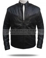 Vin Diesel F7 Leather Jacket