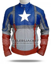 The First Avenger Jacket Leather