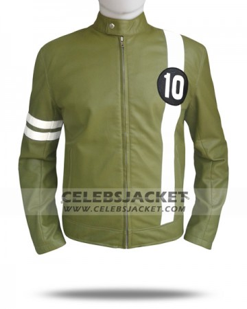 Green Ben Tennyson Jacket