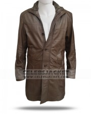 Coat Longmire Long Jacket Worn By Sheriff Walt