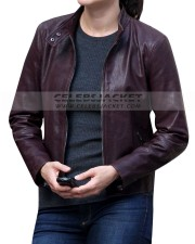 Cobie Smulders Jack Reacher Never Go Back Jacket
